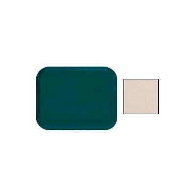 "Cambro 915106 - Camtray 9"" x 15"" Rectangle,  Light Peach - Pkg Qty 12"