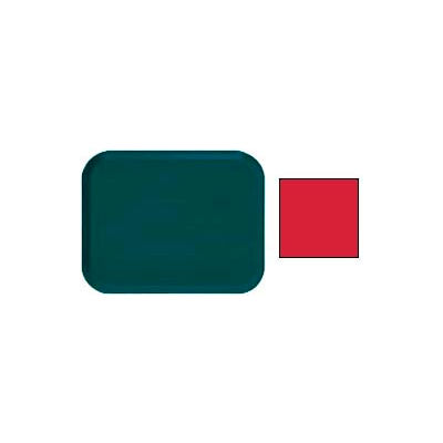 """Cambro 915510 - Camtray 9"""" x 15"""" Rectangle,  Signal Red - Pkg Qty 12"""
