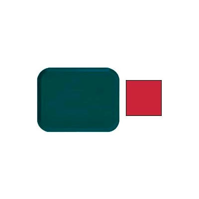 "Cambro 915521 - Camtray 9"" x 15"" Rectangle,  Cambro Red - Pkg Qty 12"