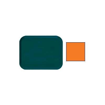 "Cambro 926222 - Camtray 9"" x 26"" Rectangle,  Orange Pizazz - Pkg Qty 12"