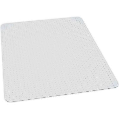 """ES Robbins® chaise tapis pour tapis - 46"""" W x 6 «L, 0,2» Thick - bord biseauté"""