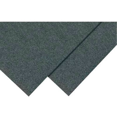"Protektive Pak 37703 Black Cushion Grade static Dissipative Foam75""L x 4""W x 1/2""H - Pkg Qty 5"