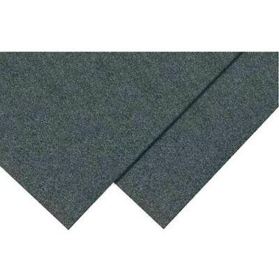 """Protektive Pak 37703 Black Cushion Grade static Dissipative Foam75""""L x 4""""W x 1/2""""H - Pkg Qty 5"""