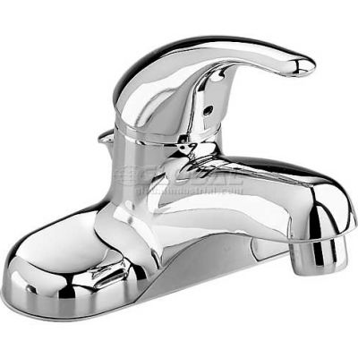 American Standard® 2175505.002 Soft Colony Centerset With Pop Up Hole, Polished Chrome