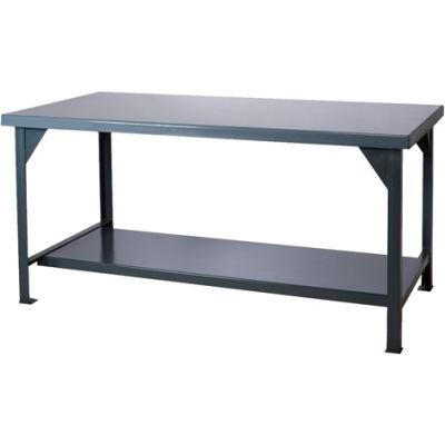 12000 Lbs Capacity Workbench - 48x30x34