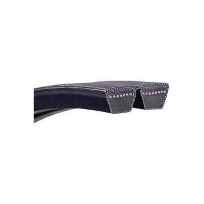 V-Belt, 90 In., 4GB5VX900, Banded Raw Edge Cogged