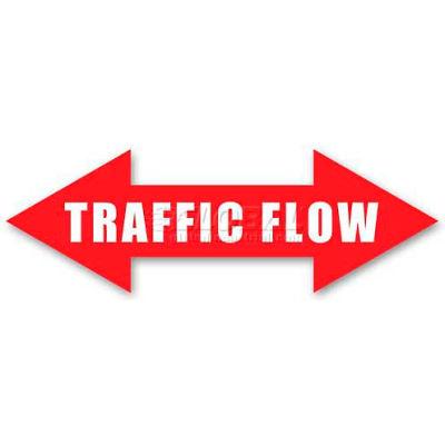 Durastripe 12X4 Double Arrow Sign - Traffic Flow