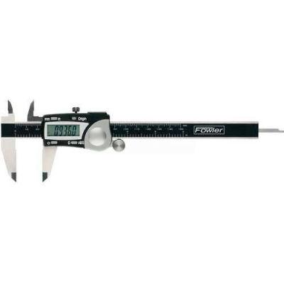 Fowler 54-100-008-2 0-8''/200MM Stainless Steel Digital Caliper W/ Data Output