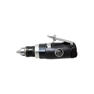 "Florida Pneumatic FP-3251, 1/4"" Straight Air Drill, 0.33 HP, 20000 RPM, 4 CFM, 60-90 PSI"