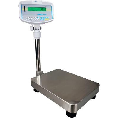 Adam Equipment GBK 130a Digital Bench Checkweighing Scale, 130 lb x 0.005 lb