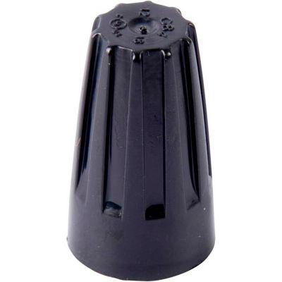 Gardner Bender 10-004HT Wiregard®, Hi-Temp, Black, Gb-4 - 100 pk.