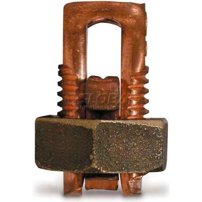 Gardner Bender Split cuivre Gsbc-8 connecteurs de boulon, 8 Awg Max