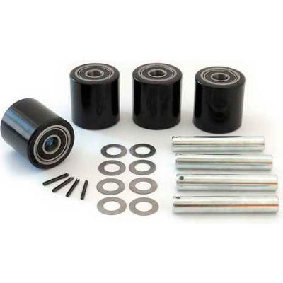 GPS Load Wheel Kit for Manual Pallet Jack GWK-HP25L-T-LW - Fits Hu-lift Model # HP25L (Tandem)