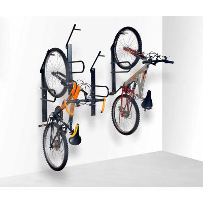 "MRH MaxRack Hanger / Bike Rack - 4""L x 19-1/2""W x 39-3/4""H, Wall Mounting"
