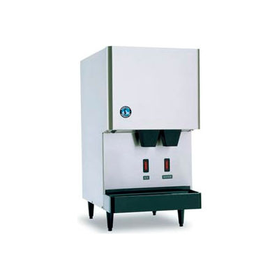 Hoshizaki DCM-270BAH-OS - Opti-Serve Ice & Water Machine/Dispenser, LED Sensors