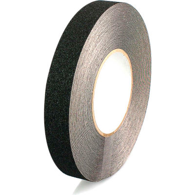 "Heskins Standard Safety Grip™ Anti Slip Tape, Black, 1"" x 60', 60 Grit"
