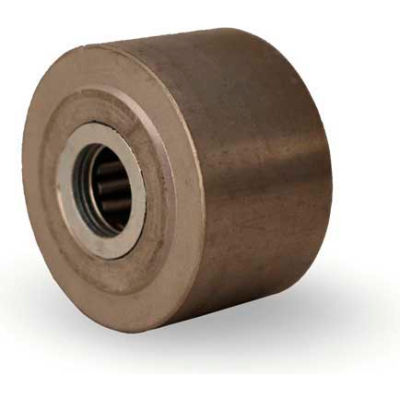"Hamilton® Metal Wheel 2-1/2 x 1-1/2 - 3/4"" Roller Bearing"