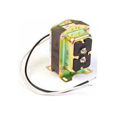 """Honeywell AT140A1018 Universal 120/208/240 Vac Transformer W/ 9"""" Lead Wires Metal End Bells"""
