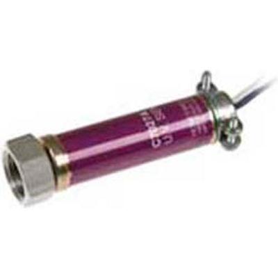 "Honeywell Flame Sensor C7027A1023, UV Minipeeper, 0 To 215°F Range, 1/2"" Mount"