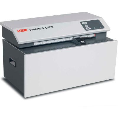 ® De HSM ProfiPack C400, monocouche convertisseur en carton