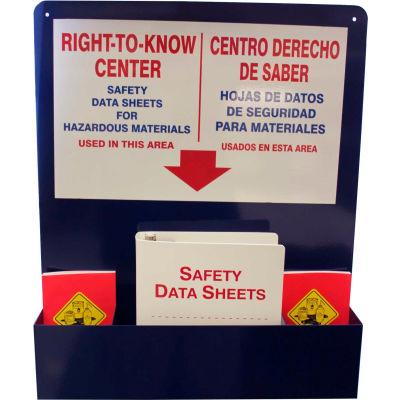 Impact® SDS Pocket Center with Binder - 799112