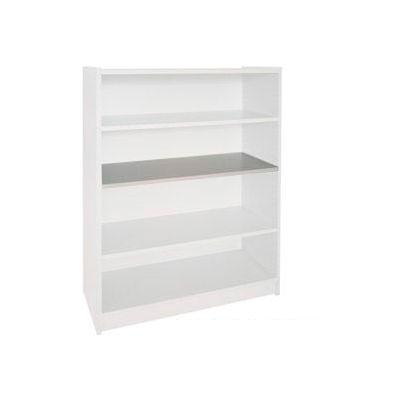 "Extra Shelf - 34-1/2""W x 11-1/2""D x 3/4"" Thick for Adj. Bookcase Gray"