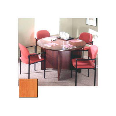 "Ironwood 48"" Conference Table - 48""W x 48""D x 28-5/8""H Oiled Cherry"