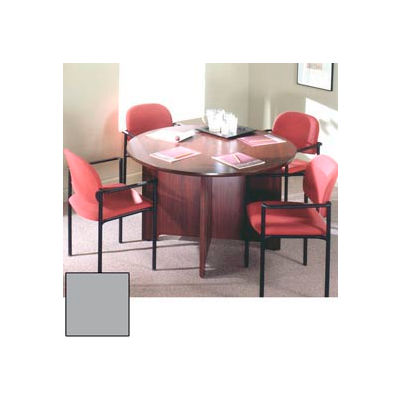 """Ironwood 60"""" Conference Table - 60""""W x 60""""D x 28-5/8""""H Gray"""