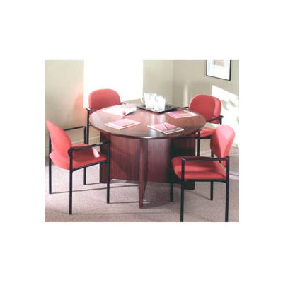 "Ironwood 60"" Conference Table - 60""W x 60""D x 28-5/8""H Mahogany"