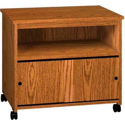 "Ironwood Multi-Purpose Stand, 29-7/8""W x 19-7/8""D x 26-3/8""H, Medium Oak"