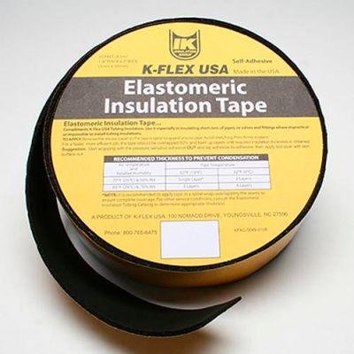 """K-Flex Elastomeric Foam Tape, 1/4"""" Thick X 2"""" Wide X 30' Per Roll - Pkg Qty 6"""