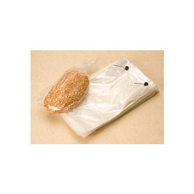 """Wicketed Bags, 11"""" x 18"""" + 4"""" Bottom Gusset, 1.25 Mil Clear, 1000/CASE"""