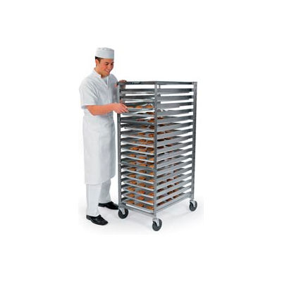 Lakeside® 158 Standard Pan Rack With Angle Ledges - 10 Pan