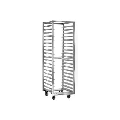 Lakeside® 172 Standard Pan Rack With Recessed Casters - 18 Pan