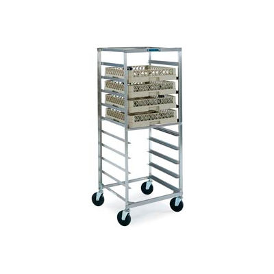 Lakeside® 198, Mobile Glass And Cup Rack - Large