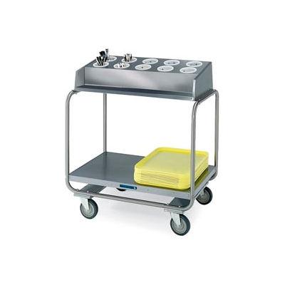 Lakeside® 213, Tray And Silverware Cart