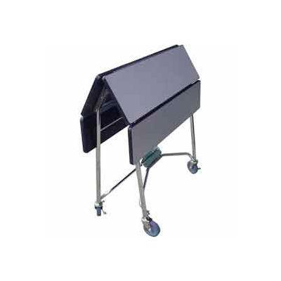 Lakeside® Folding Room Service Table - Square