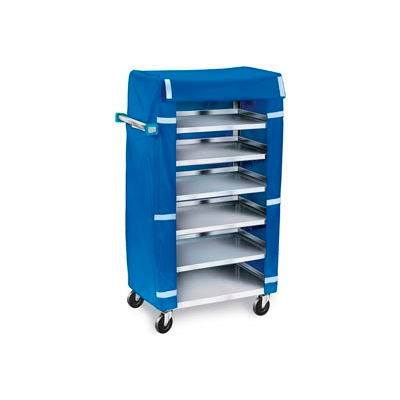 Lakeside® 437 - Economy Late Tray Cart W/ Cover