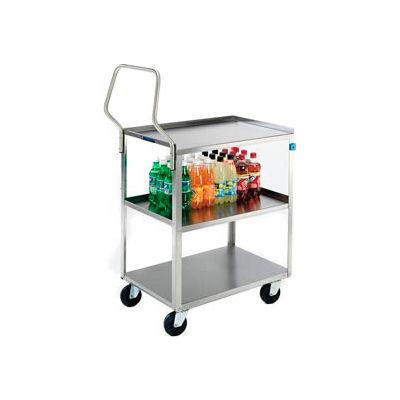 Lakeside® 4459 Handler Stainless Steel Cart 54-1/8 x 23-3/8 x 49-1/4 500 Lb Cap