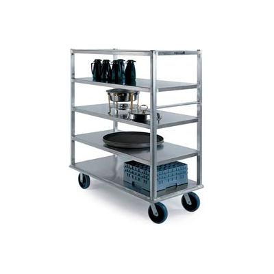 """Lakeside® 4567 5 Shelf Banquet Truck - 62""""H"""