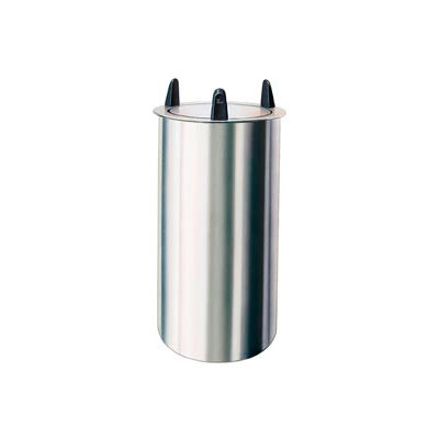 Lakeside® 501025, Round Shielded Drop-In Plate Dispenser - 9-1/4 To 10-1/8 Plates Adjust-A-Fit