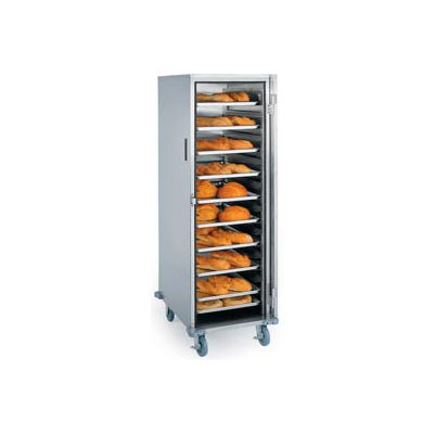 Lakeside® 6532 Stainless Steel Transport Cab With Ledges - 5 Tray