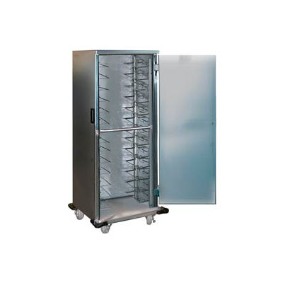Lakeside® 6539 Stainless Steel Transport Cab With Universal Ledges - 14 Tray