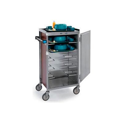 Lakeside® Late Tray Cart - Walnut