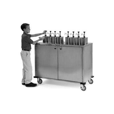 Ez Serve Condiment Cart - 8 Pumps