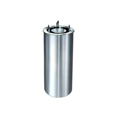 """Lakeside® 913, Round Shielded Drop-In Plate Dispenser - 4-1/4"""" To 7-1/2"""" Plates"""