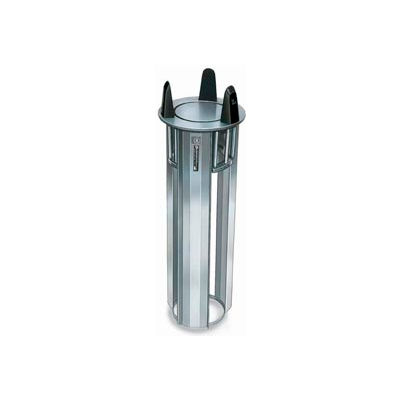 """Lakeside® 93225, Round Open Drop-In Plate Dispenser - 8-3/4"""" To 12"""" Plates"""