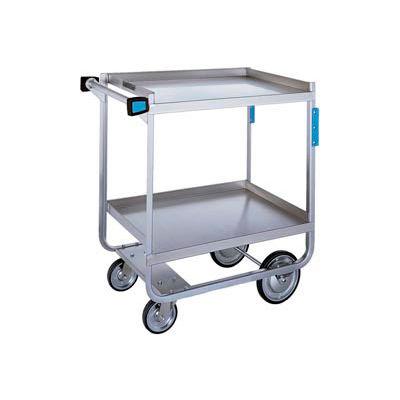 Lakeside® 943 Tough Transport 2 Shelf Cart 39 x 22-3/4 x 37-3/8 1000 Lb Cap