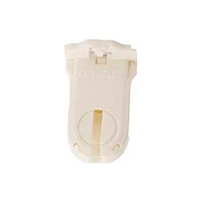 Leviton 23660-SWP Fluorescent Lampholder, T8/T12 (G13 base) Medium Bi-Pin