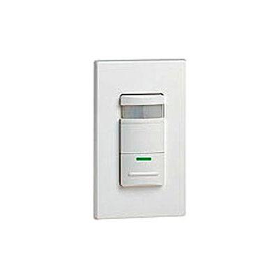 Leviton Ods10-Idw Decora Passive Infrared Wall Switch Occupancy Sensor, White - Min Qty 3